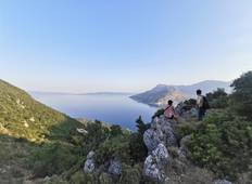 Sailing and Exploring Greece - From Corfu to Lefkada Tour