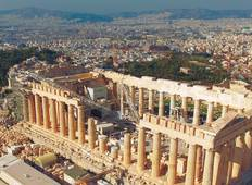Glories of Greece (Small Groups, Summer, 7 Days) Tour