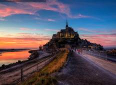 The Treasures Of France Including Normandy (8 destinations) Tour