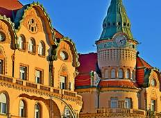 Best of Transylvania\'s urban heritage (5 days, from Budapest) Tour