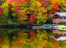 New Englands Spectacular Fall Foliage (Small Groups, 8 Days) Tour