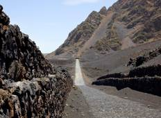 Cape Verde Sao Vicente and Santo Antao Tour
