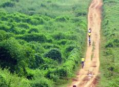 Cycling Chiang Mai to Luang Prabang Tour
