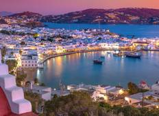 Discover the Ionian & Aegean Seas Tour