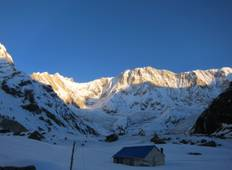 Annapurna Base Camp Trek with Ghorepani Poon Hill  Tour