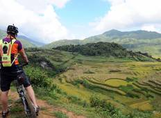 Biking Hanoi to Luang Prabang Tour