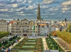 Belgium Cycle - Brussels to Bruges Tour