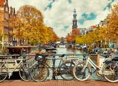 Amsterdam and Lake IJssel Cycle Tour