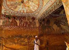 Ethiopia: Lalibela & Gheralta Mountains Adventure Tour