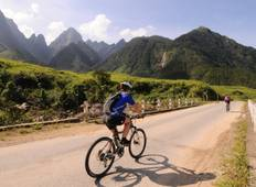 Mountain Biking Vietnam\'s Northwest Mountains (6 days) Tour