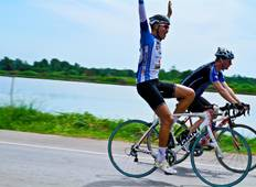 Road Cycling Southern Thailand Tour