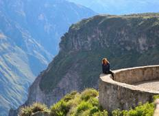 3 days Arequipa & Colca Canyon & Sillar Stone Route Tour