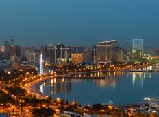 Azerbaijan Cultural Tour: In and Around Baku Tour