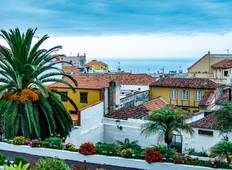 Tenerife Tour Offer with Flight from Copenhagen, Oslo, Helsinki and Stockholm Airports Tour