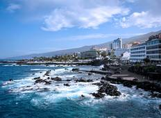 Tenerife Tour Offer with Flight from Holland Airport (Amsterdam Airport) Tour