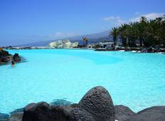 Tenerife Tour Offer with Flight from/to Vienna Airport Tour