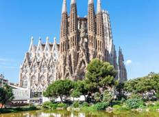 Gardens and Art of Madrid and Barcelona  (2021) Tour