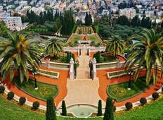 Coastal & Northern Israel 5 Day Package Tour