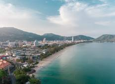 Accommodation in Araya Beach Hotel Patong with Transfer from/to Airport Tour