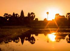 Angkor & Elephants Tour