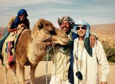 Camel Riding Adventure at Great Oriental Erg 7 Days/ 6 Nights Tour