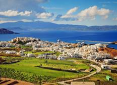 The Ultimate Cyclades Island Hopping Tour
