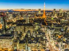 Tokyo Welcome Package 3D/2N (with Narita Airport Transfer) Tour
