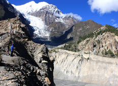 Annapurna Circuit Via Tilicho Lake Trek in Nepal Tour