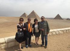 6 Days Egypt tour package Cairo and Nile Cruise Tour