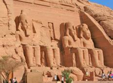 Live anew Adventure in Egypt (Cairo/Aswan/Luxor) from Frankfurt Airport  Tour