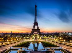Spotlight on Paris (3 destinations) Tour