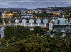 For Lovers: So Romantic Week in Prague Tour