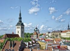 Discover Highlights of Tallinn City  Tour