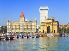 7 Days Private Golden Triangle Tour with Mumbai Tour