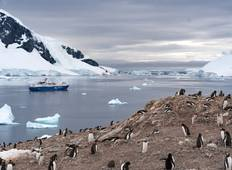 Antarctic and South Georgia Tour