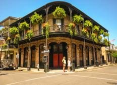 Spotlight on New Orleans Holiday Tour
