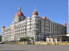 The Best of Mumbai - A Luxury Private Guided Tour in a Weekend ex New Delhi Tour