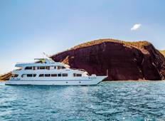 8 Days in Galapagos | Galaxy First Class Cruise Ship | Western Itinerary 2021 Tour