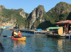 Ha Noi - Ha Long Bay - Overnight On Cruise 4 Days 3 Nights Package Tour. Tour
