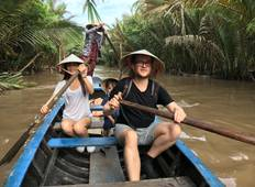 Ho Chi Minh - Cu Chi Tunnel - Cao Dai Temple - Mekong Delta 5 Days 4 Nights Package Tour Tour