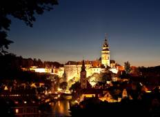 Gorgeous grand tour in Czech Republic: UNESCO sites and other top destinations on a 16-days tour from Vienna Tour