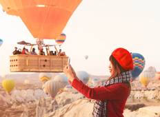 Best of Istanbul and Cappadocia in 5 Days with Flights and High Class Accomodations Tour