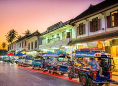 1 itinerary 3 countries: Vietnam +Cambodia +Laos - the Miracle Indochina Tour