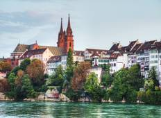 German Rhine with Alsace Tour
