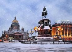 City Gateway in Venice of North - St Petersburg Tour