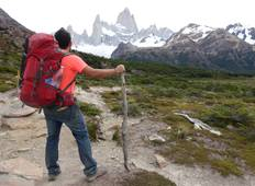15 Days of Wilderness in Patagonia Argentina + Chile Tour