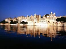 7-Day Palaces and Royal Cuisine Tour from Jaipur to Udaipur Tour