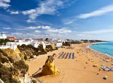 Escape to Albufeira - Sun & Beach 4 Days Budget Pack Tour