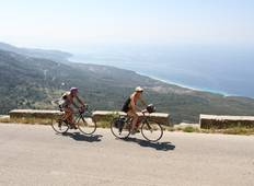 Cycling in the Balkans ( 4 Countries Albania-North Macedonia-Kosovo-Montenegro) Tour