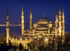 Best of Istanbul and Best of Cappadocia in 3 Days Tour